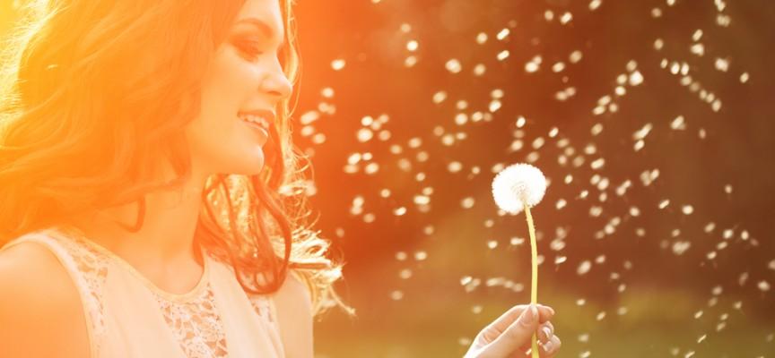 Precauciones contra el polen y las alergias primaverales