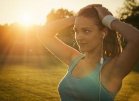 Música para entrenar, un estímulo que favorece el rendimiento