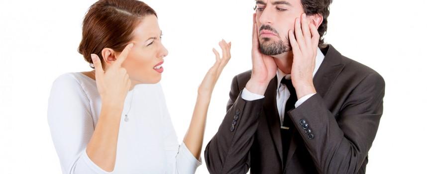 El estrés femenino al hablar con los hombres