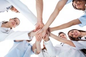 colaboracion medicina sanidad doctores medicos