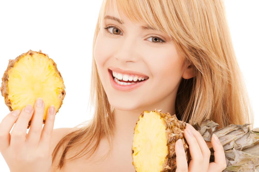 10 razones para comer piña