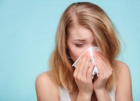 El resfriado veraniego, el peor de todos