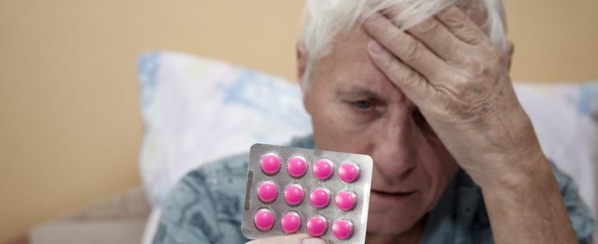 Los mayores también consumen psicofármacos