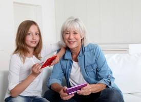 Videojuegos, aliados en el envejecimiento