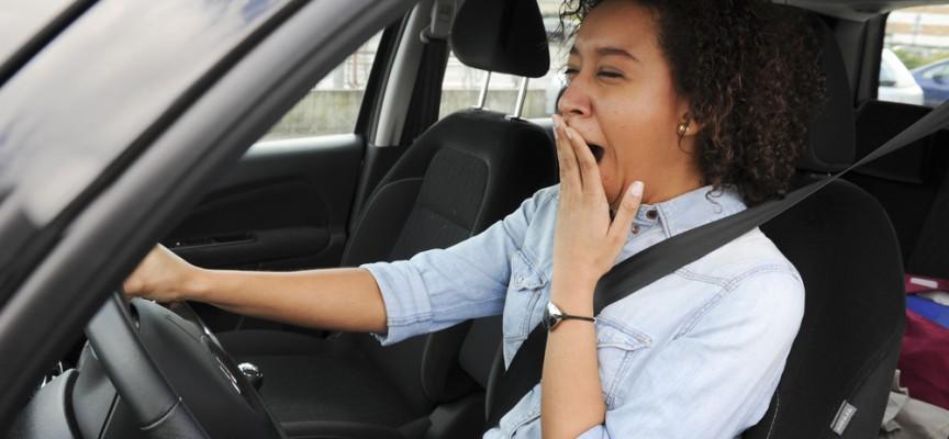 Fatiga del conductor, te puede costar la vida