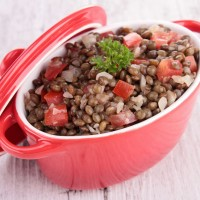3 recetas de ensaladas de legumbres, saludables y muy nutritivas