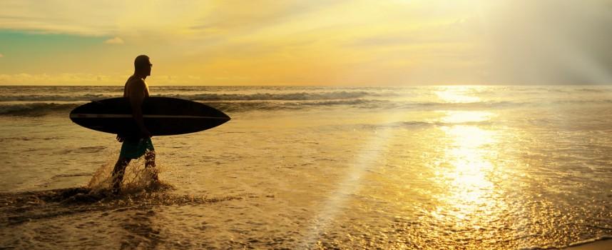 El 86% de quienes practican surf desarrollan exostósis