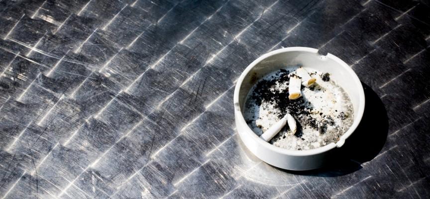 """El humo del tabaco """"de tercera mano"""""""