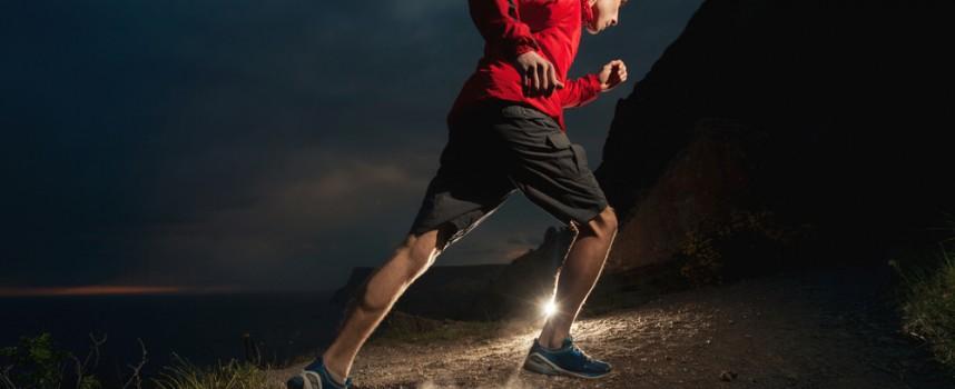 Correr de noche, perfecto para acabar el día