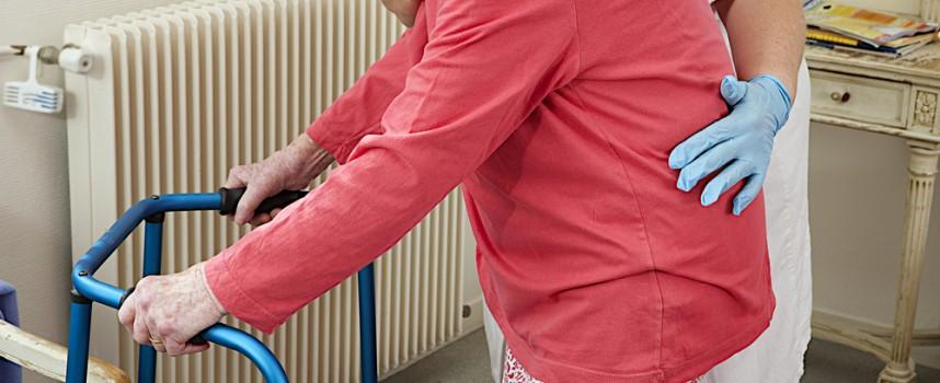 """Nuevo dispositivo que detecta las caídas de """"pacientes frágiles"""" y activa el 061"""