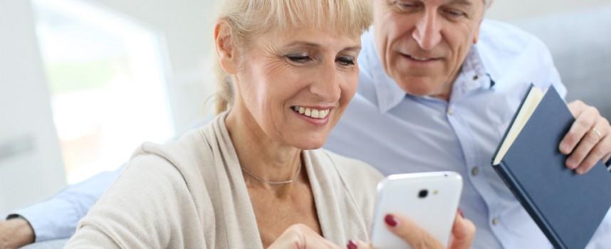 Pon un smartphone en tu vida
