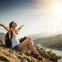 La vida no se elige, se vive: 10 consejos para ser feliz.