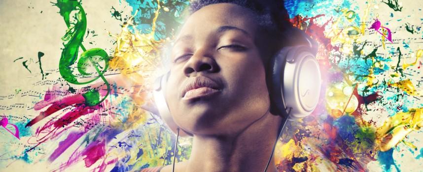 Escuchar una buena melodía es muy saludable