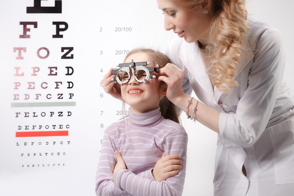 Uno de cada tres alumnos fracasa por problemas de visión