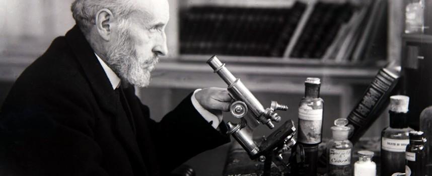 Homenaje a Ramón y Cajal en el 80 aniversario de su fallecimiento
