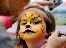 Maquillaje y lentillas en Halloween