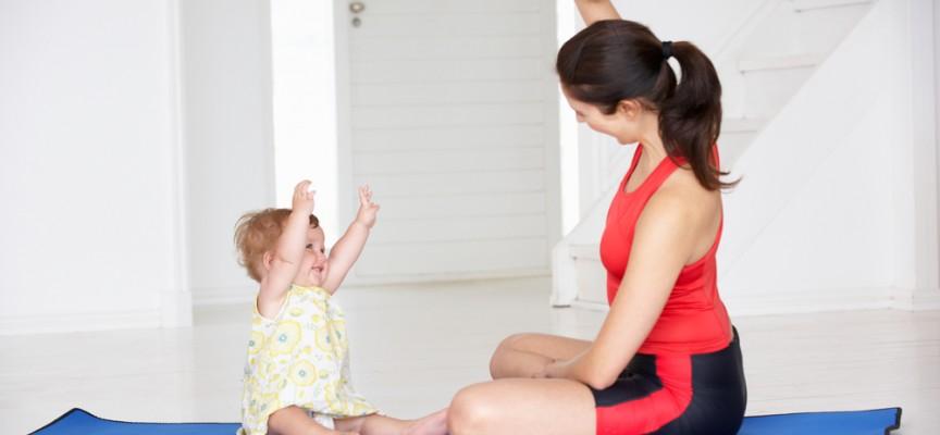 Mamás en forma