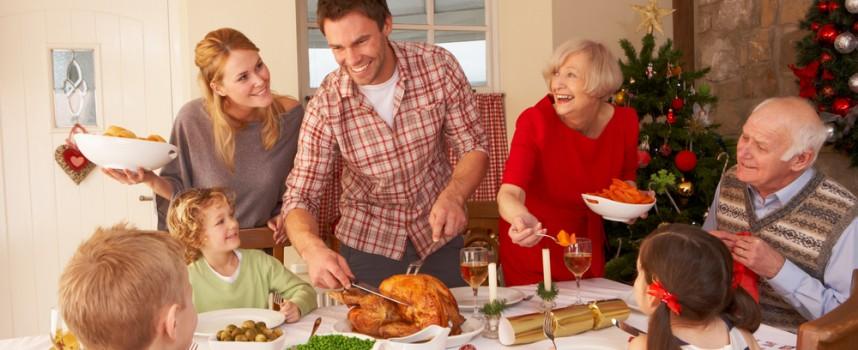 8 reglas de oro para sobrevivir a la alimentación en Navidad