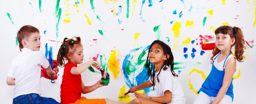 Pintura para ambientes infantiles y personas alérgicas