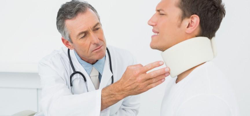 Las lesiones en las cervicales