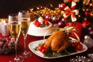Cómo no engordar en Navidad