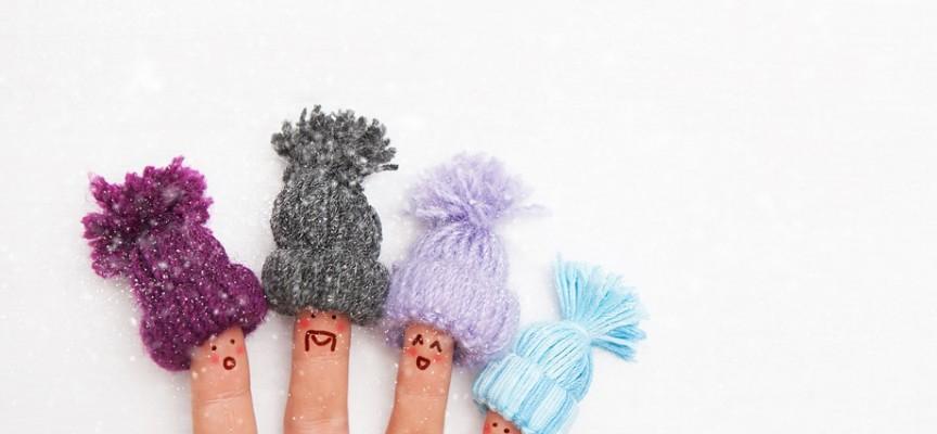 Sabañones, una consecuencia del frío en la piel
