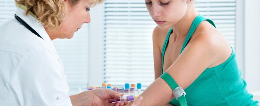 Nueva técnica para analizar la sangre sin pinchazo