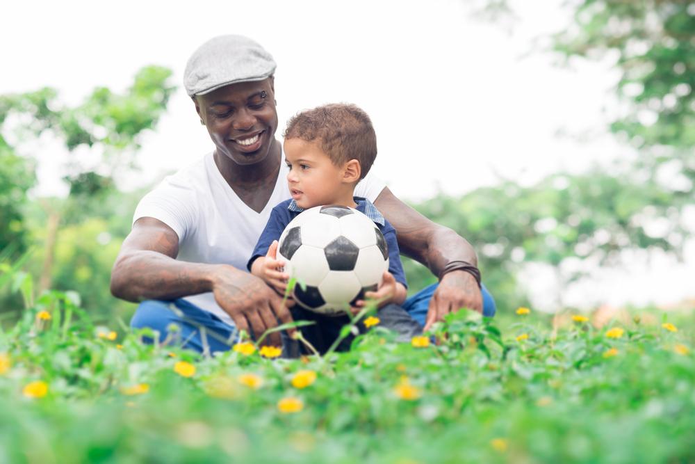 Paterning, disfruta del deporte con tus hijos