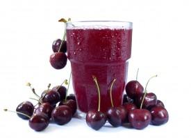 Jugo de cereza agria, zumo de vida