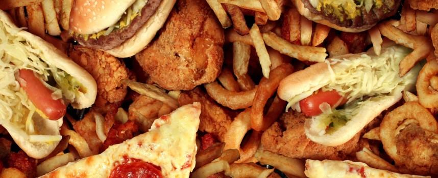 Un nuevo informe alerta de los daños de una dieta inadecuada