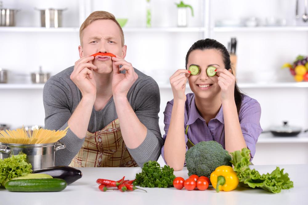 La convivencia en pareja influye en la dieta y en la actividad física