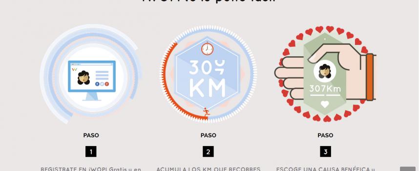 Dona kilómetros