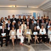 37 organizaciones sanitarias consiguen la acreditación QH del IDIS
