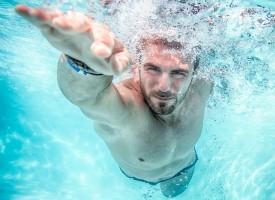 Las lentillas pueden ser perjudiciales en contacto con el agua