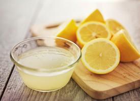 El limón, amargo pero con propiedades curativas