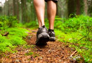 Caminar para estar en forma