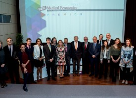 El IDIS recibe el galardón a la Institución Sanitaria y Trayectoria Profesional de los Premios New Medical Economics