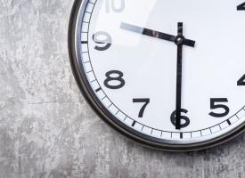 7 claves para adaptarse al nuevo cambio horario