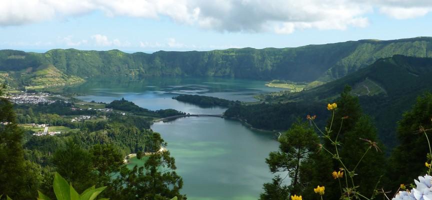 Azores, paz en mitad del Atlántico