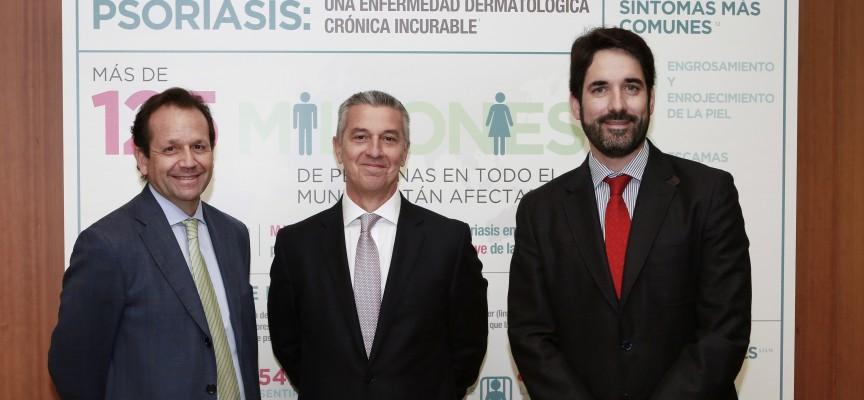 Novartis lanza un nuevo tratamiento para la psoriasis moderada-severa