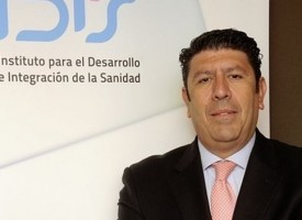"""Manuel Vilches: """"Nuestro único objetivo es el servicio al paciente, que éste reciba lo mejor que podamos darle"""""""