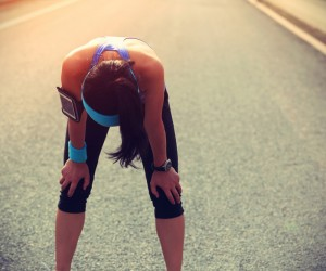 ¿Cuándo deja de ser saludable el running?