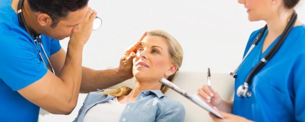 La premenopausia puede influir en la salud ocular