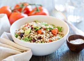 Quinoa, 5 motivos para añadirla en tu alimentación