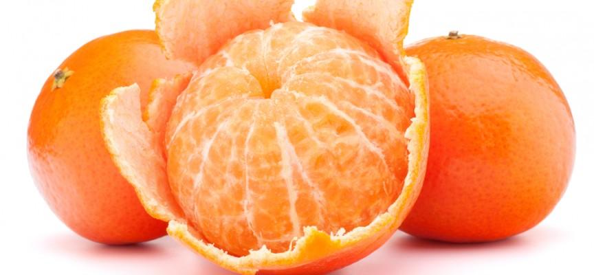 10 motivos para comer una mandarina al día