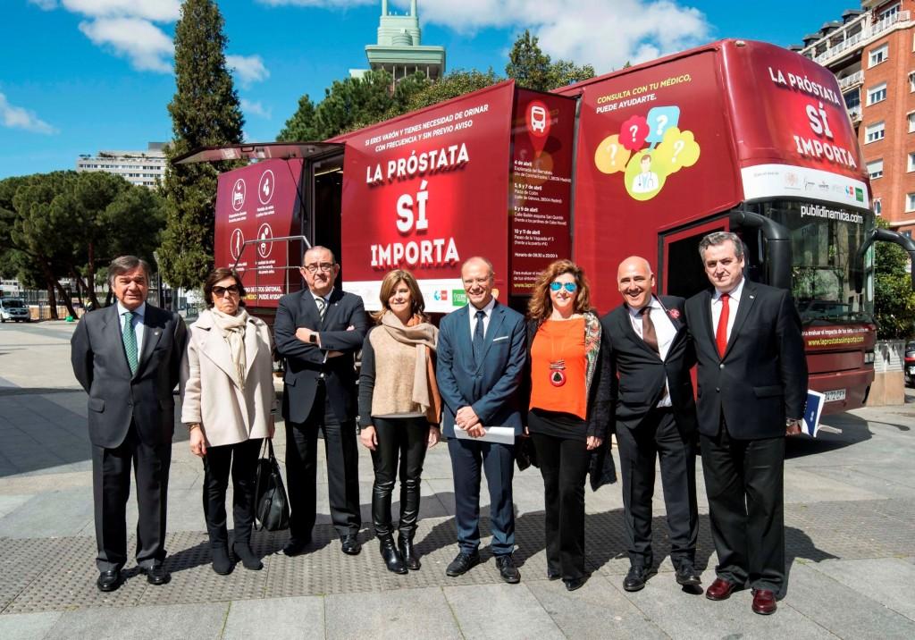 """GSK lanza la campaña """"La próstata sí importa"""""""