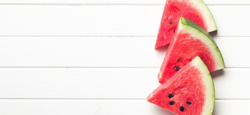 5 grandes razones para comer sandía