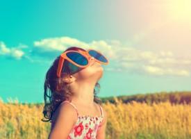 Protección solar incluso en días nublados, los pediatras advierten de esta necesidad