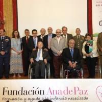 Cena Solidaria y entrega de premios de la Fundación Ana de Paz
