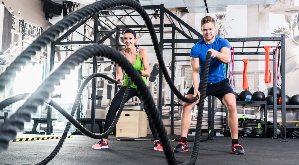 Circuito de entrenamiento de alta intensidad: quema grasa y construye músculo